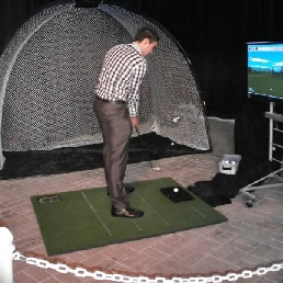 Sports/games Heemstede  (NL) Golf Simulator
