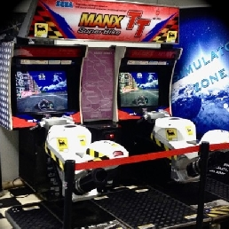 Sports/games Heemstede  (NL) Motorcycle Race Simulator