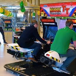 Motor Race Simulator