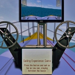Sports/games Heemstede  (NL) Sailing Simulator