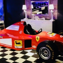 Sports/games Heemstede  (NL) F1 Race Simulator