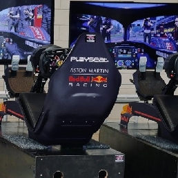 Sports/games Heemstede  (NL) Red Bull F1 Simulator