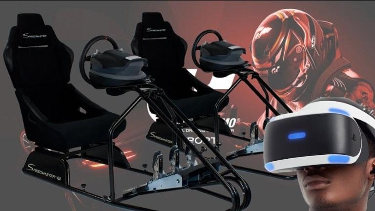Virtual Reality Racing