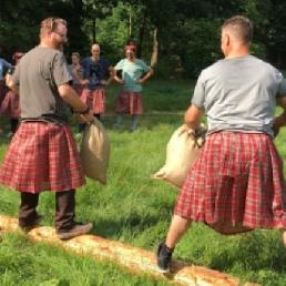 Sport/Spel Erp  (NL) Highland Games
