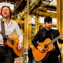 Gitaarduo The Acoustics