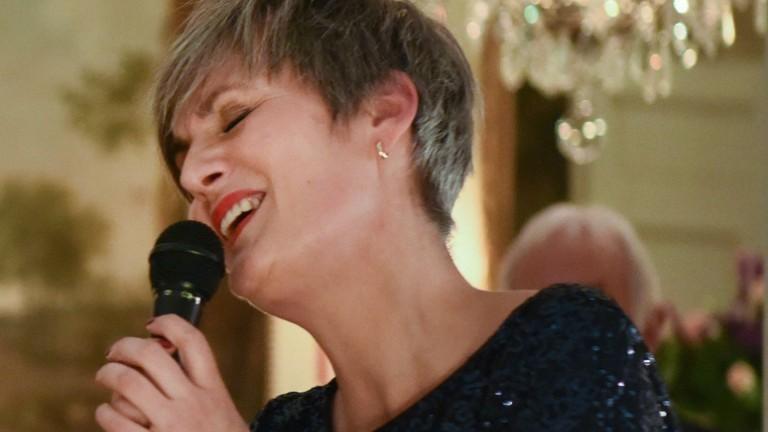 Machteld chante Barbara