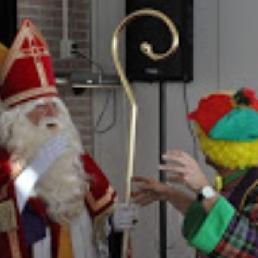 Kindervoorstelling Ouderkerk aan de Amstel  (NL) Pepe's Sinterklaas goochelshow