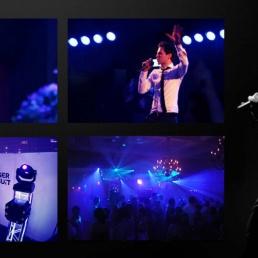 DJ Den Bosch  (NL) DJ in Suit (DJ en zanger)