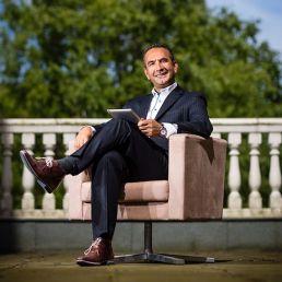 Spreker Rijswijk  (Zuid Holland)(NL) 'Succes is een keuze'  door Hassan Tagi