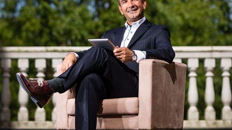 'Succes is een keuze'  door Hassan Tagi