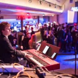 Pianist Amsterdam  (NL) Sander Nolan