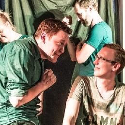 Cabaret Gent  (BE) Amai improcomedyshow