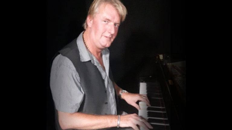 Jonn Reyna | Jazzpianist