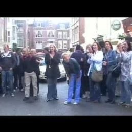 'Rondje Den Haag' with Sjors & Co.