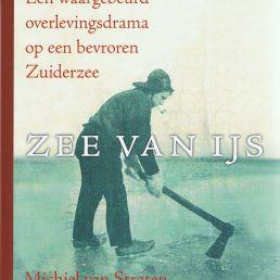 Spreker Leiderdorp  (NL) IJskoud avontuur op de Zuiderzee