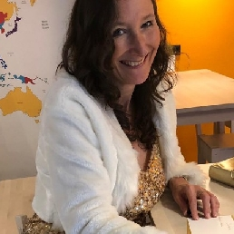 Animatie Alphen aan den Rijn  (NL) Complimentendame Lady Flattery
