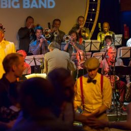 Jazz Warriors Big Band