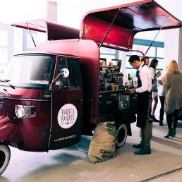 Barista Bandits: Mobiele Espressobar