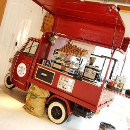 Barista Bandits: Mobile Espresso Bar