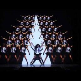 Video dansact op maat (VJ act)