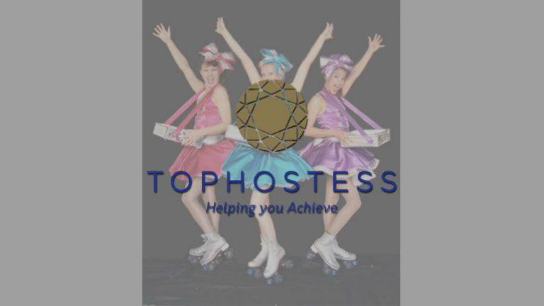 Tophostess: Skate Girls