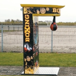 Sports/games Velden  (NL) Boxing machines