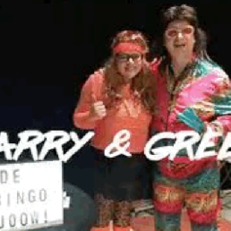 Character/Mascott De Meern  (NL) Harry and Greet Fout Bingo act