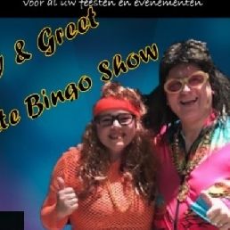 Character/Mascott Nieuwegein  (NL) Bingo Harry and Greet Foul Bingo act