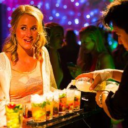 Perfect Serve Cocktail Workshop