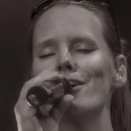 Zangeres Tilburg  (NL) Love Sounds: Live zang akoestisch