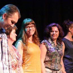 Teambuilding workshop theater: lekker improviseren