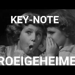 Spreker 's Gravenvoeren  (BE) Key Note Groeigeheimen