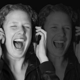 Zangeres Zwaag  (NL) Marieke Duin Music