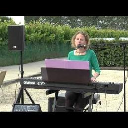 Pianiste Marieke Duin!