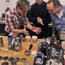 Espresso Kitchen: Koffie/Barista Workshop