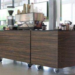 Espresso Kitchen: Koffiebar