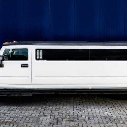 Party vervoer Groningen  (NL) Hummer Limousine Groningen