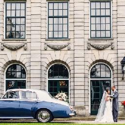 Party vervoer Nijkerk  (NL) Bentley Saloon