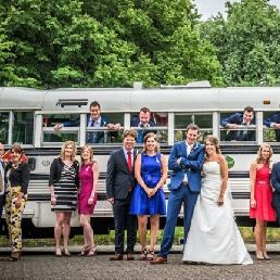 Party vervoer Nijkerk  (NL) Feest-Limo-Bus