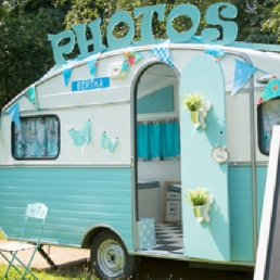 Photographer Hengelo  (Overijssel)(NL) Caravan Photobooth Bertha