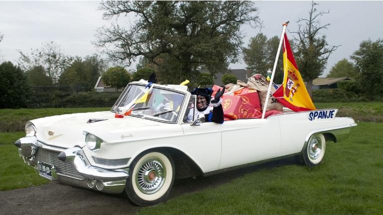Kids show 's Graveland  (NL) Sinterklaas Hybrid