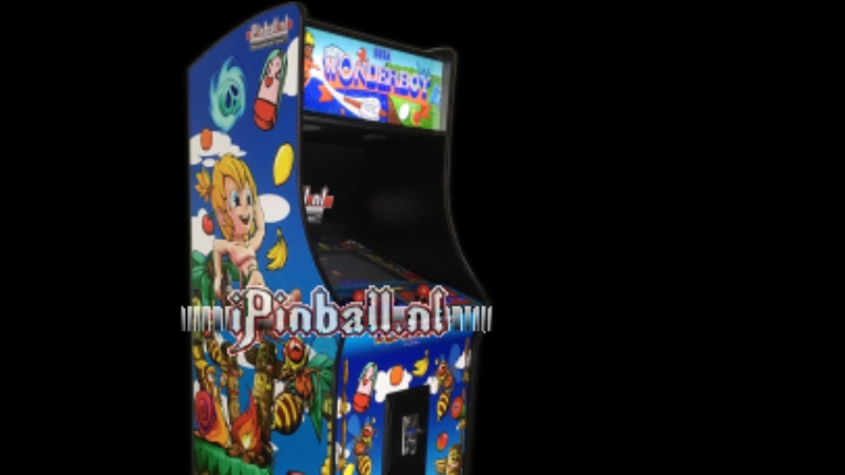 Wonderboy Arcadegame