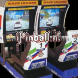 Race Game Brons SEGA Rally 1 of 2 Twin