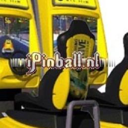 Sport/Spel Tilburg  (NL) Race Game Brons Smashin Drive Twin