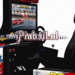 Sport/Spel Tilburg  (NL) Race Game NASCAR Single