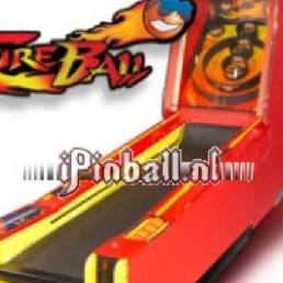 Sports/games Tilburg  (NL) SKEEBALL / ALLEYBOWLER FIREBALL SINGLE