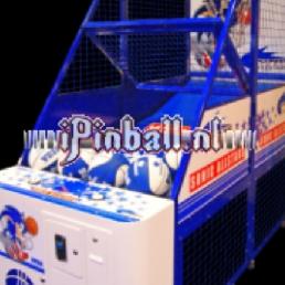 Sport/Spel Tilburg  (NL) Sonic Allstars sport basketbal