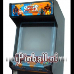 Sports/games Tilburg  (NL) STREET FIGHTER 2 ORIGINAL ARCADE GAME