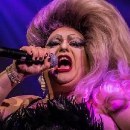 Animatie 's Graveland  (NL) Drag Queen Singer Niki Vandaag