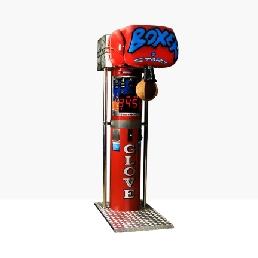 Sport/Spel Nuland  (NL) Boxer machine